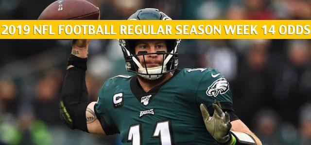New York Giants vs Philadelphia Eagles Predictions, Picks, Odds, and Betting Preview – NFL Week 14 – December 9 2019