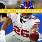 New York Giants vs New York Jets Predictions, Picks, Odds, and Betting Preview - NFL Week 10 - November 10 2019