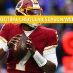Detroit Lions vs Washington Redskins Predictions, Picks, Odds, and Betting Preview - NFL Week 12 - November 24 2019