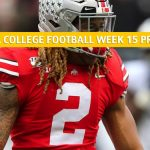 Ohio State Buckeyes vs Wisconsin Badgers Predictions, Picks, Odds, and NCAA Football Betting Preview - December 7 2019