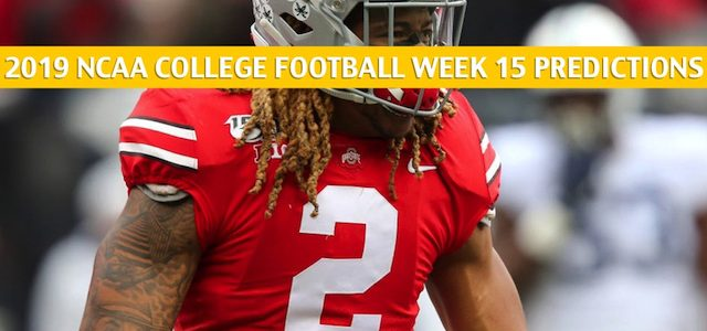 Ohio State Buckeyes vs Wisconsin Badgers Predictions, Picks, Odds, and NCAA Football Betting Preview – December 7 2019