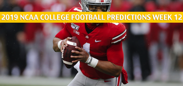 Ohio State Buckeyes vs Rutgers Scarlet Knights Predictions, Picks, Odds, and NCAA Football Betting Preview – November 16 2019