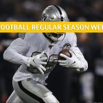 Oakland Raiders vs New York Jets Predictions, Picks, Odds, and Betting Preview - NFL Week 12 - November 24 2019