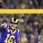 Los Angeles Rams vs Arizona Cardinals Predictions, Picks, Odds, and Betting Preview - NFL Week 13 - December 1 2019