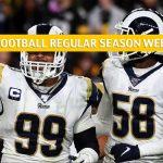 Baltimore Ravens vs Los Angeles Rams Predictions, Picks, Odds, and Betting Preview - NFL Week 12 - November 25 2019