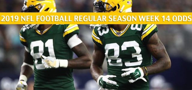 Washington Redskins vs Green Bay Packers Predictions, Picks, Odds, and Betting Preview – NFL Week 14 – December 8 2019