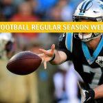 Washington Redskins vs Carolina Panthers Predictions, Picks, Odds, and Betting Preview - NFL Week 13 - December 1 2019