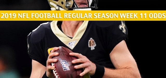 New Orleans Saints vs Tampa Bay Buccaneers Predictions, Picks, Odds, and Betting Preview – NFL Week 11 – November 17 2019
