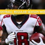 New Orleans Saints vs Atlanta Falcons Predictions, Picks, Odds, and Betting Preview - NFL Week 13 - November 28 2019