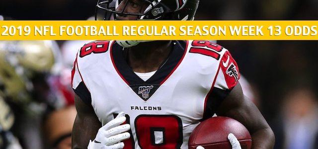 New Orleans Saints vs Atlanta Falcons Predictions, Picks, Odds, and Betting Preview – NFL Week 13 – November 28 2019