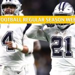 Minnesota Vikings vs Dallas Cowboys Predictions, Picks, Odds, and Betting Preview - NFL Week 10 - November 10 2019