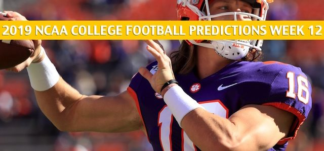 Wake Forest Demon Deacons vs Clemson Tigers Predictions, Picks, Odds, and NCAA Football Betting Preview – November 16 2019