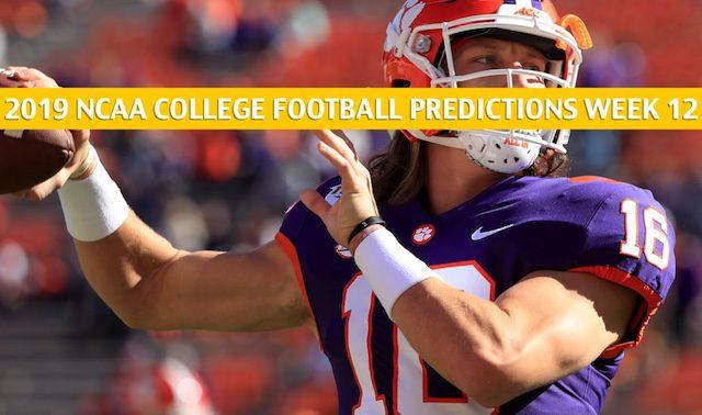 Wake Forest Vs Clemson Predictions Odds Preview Nov 16 2019