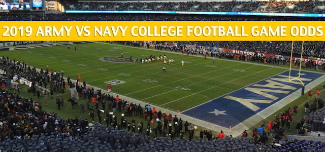 Army Black Knights vs Navy Midshipmen Predictions, Picks, Odds, and NCAA Football Betting Preview – December 14 2019