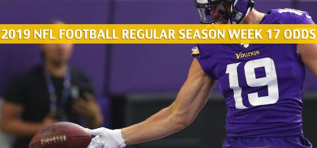 Chicago Bears vs Minnesota Vikings Predictions, Picks, Odds, and Betting Preview – NFL Week 17 – December 29 2019