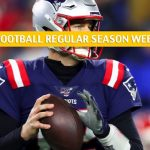 Buffalo Bills vs New England Patriots Predictions, Picks, Odds, and Betting Preview - NFL Week 16 - December 21 2019