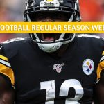 Buffalo Bills vs Pittsburgh Steelers Predictions, Picks, Odds, and Betting Preview - NFL Week 15 - December 15 2019