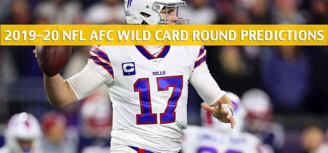 Buffalo Bills vs Houston Texans Predictions, Picks, Odds, and Betting Preview – NFL AFC Wild Card Round – January 4 2020