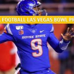 Boise State Broncos vs Washington Huskies Predictions, Picks, Odds, and NCAA Football Betting Preview - Las Vegas Bowl - December 21 2019