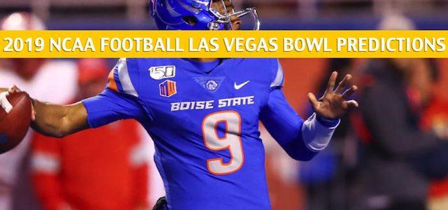 Boise State Broncos vs Washington Huskies Predictions, Picks, Odds, and NCAA Football Betting Preview – Las Vegas Bowl – December 21 2019