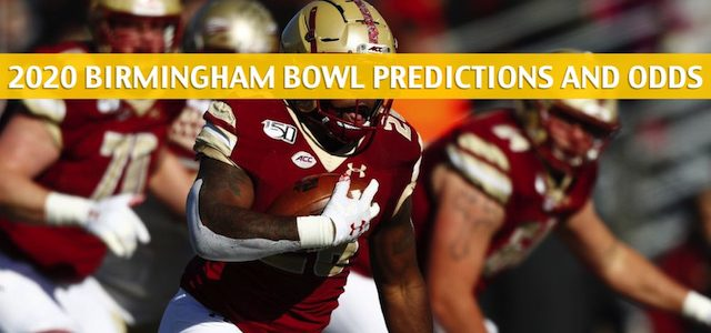Boston College Eagles vs Cincinnati Bearcats Predictions, Picks, Odds, and NCAA Football Betting Preview – Ticketmaster Birmingham Bowl – January 2 2020