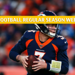 Denver Broncos vs Kansas City Chiefs Predictions, Picks, Odds, and Betting Preview - NFL Week 15 - December 15 2019