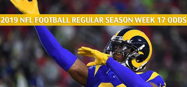 Arizona Cardinals vs Los Angeles Rams Predictions, Picks, Odds, and Betting Preview – NFL Week 17 – December 29 2019
