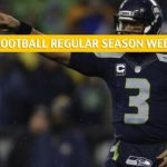 Arizona Cardinals vs Seattle Seahawks Predictions, Picks, Odds, and Betting Preview - NFL Week 16 - December 22 2019