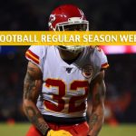 Los Angeles Chargers vs Kansas City Chiefs Predictions, Picks, Odds, and Betting Preview - NFL Week 17 - December 29 2019