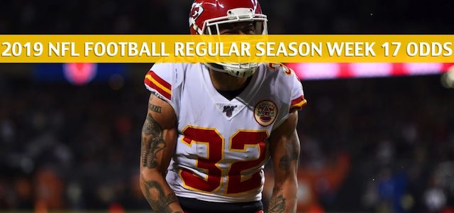 Los Angeles Chargers vs Kansas City Chiefs Predictions, Picks, Odds, and Betting Preview – NFL Week 17 – December 29 2019