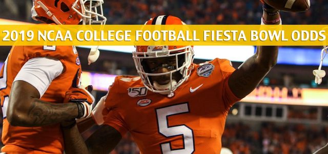 Clemson Tigers vs Ohio State Buckeyes Predictions, Picks, Odds, and NCAA Football Betting Preview – Playstation Fiesta Bowl CFB Semi Final – December 28 2019