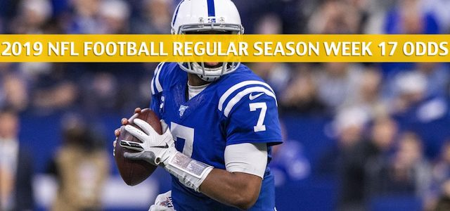 Indianapolis Colts vs Jacksonville Jaguars Predictions, Picks, Odds, and Betting Preview – NFL Week 17 – December 29 2019