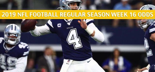Dallas Cowboys vs Philadelphia Eagles Predictions, Picks, Odds, and Betting Preview – NFL Week 16 – December 22 2019