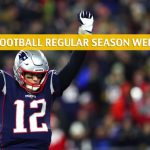 Miami Dolphins vs New England Patriots Predictions, Picks, Odds, and Betting Preview - NFL Week 17 - December 29 2019