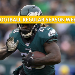 Philadelphia Eagles vs Washington Redskins Predictions, Picks, Odds, and Betting Preview - NFL Week 15 - December 15 2019