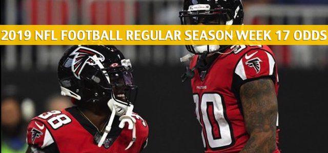 Atlanta Falcons vs Tampa Bay Buccaneers Predictions, Picks, Odds, and Betting Preview – NFL Week 17 – December 29 2019
