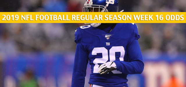 New York Giants vs Washington Redskins Predictions, Picks, Odds, and Betting Preview – NFL Week 16 – December 22 2019