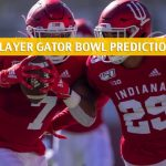 Indiana Hoosiers vs Tennessee Volunteers Predictions, Picks, Odds, and NCAA Football Betting Preview - Taxslayer Gator Bowl - January 2 2019