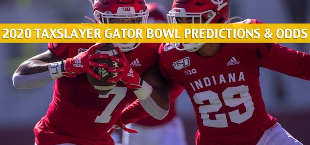 Indiana Hoosiers vs Tennessee Volunteers Predictions, Picks, Odds, and NCAA Football Betting Preview – Taxslayer Gator Bowl – January 2 2019