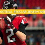 Jacksonville Jaguars vs Atlanta Falcons Predictions, Picks, Odds, and Betting Preview - NFL Week 16 - December 22 2019