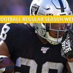 Jacksonville Jaguars vs Oakland Raiders Predictions, Picks, Odds, and Betting Preview - NFL Week 15 - December 15 2019