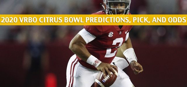 Michigan Wolverines vs Alabama Crimson Tide Predictions, Picks, Odds, and NCAA Football Betting Preview – VRBO Citrus Bowl – January 1 2020