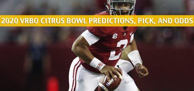 Michigan Wolverines vs Alabama Crimson Tide Predictions, Picks, Odds, and NCAA Football Betting Preview – VRBO Citrus Bowl – January 1 2020