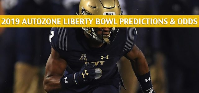 Navy Midshipmen vs Kansas State Wildcats Predictions, Picks, Odds, and NCAA Football Betting Preview – AutoZone Liberty Bowl – December 31 2019