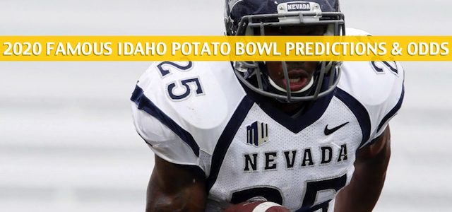Ohio Bobcats vs Nevada Wolf Pack Predictions, Picks, Odds, and NCAA Football Betting Preview –  Famous Idaho Potato Bowl – January 3 2020