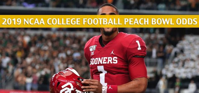 Oklahoma Sooners vs LSU Tigers Predictions, Picks, Odds, and NCAA Football Betting Preview – Chick Fil-A Peach Bowl CFB Semi Final – December 28 2019