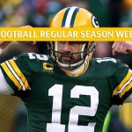 Green Bay Packers vs Minnesota Vikings Predictions, Picks, Odds, and Betting Preview - NFL Week 16 - December 23 2019