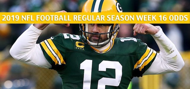 Green Bay Packers vs Minnesota Vikings Predictions, Picks, Odds, and Betting Preview – NFL Week 16 – December 23 2019