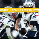 New England Patriots vs Cincinnati Bengals Predictions, Picks, Odds, and Betting Preview - NFL Week 15 - December 15 2019