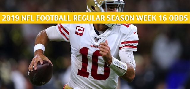 Rams Vs 49ers Predictions Picks Odds Preview Week 16 2019